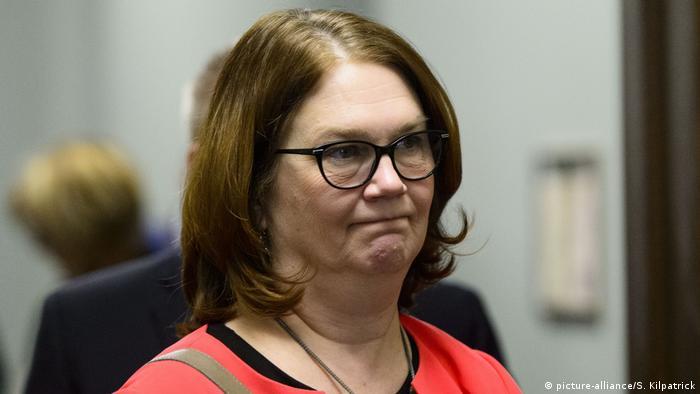 Trat am Montag zurück: die bisherige Hauhaltsministerin Jane Philpott (Foto: picture-alliance/S. Kilpatrick)