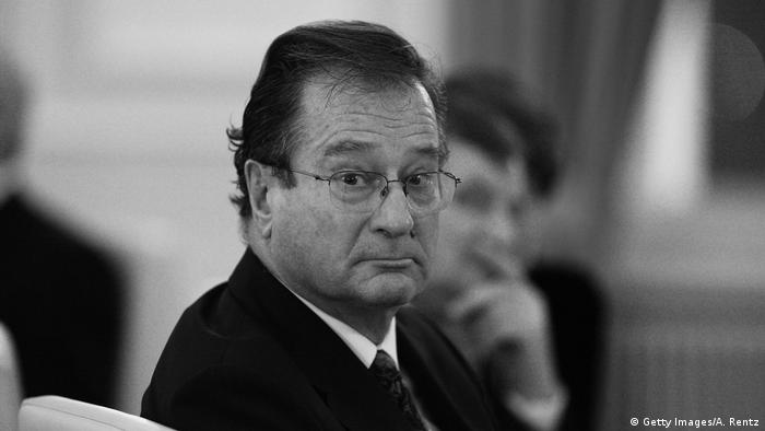 Klaus Kinkel Politiker