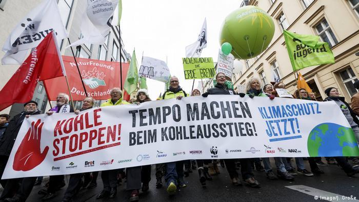 Germany: NABU slams Merkel government's environment policies