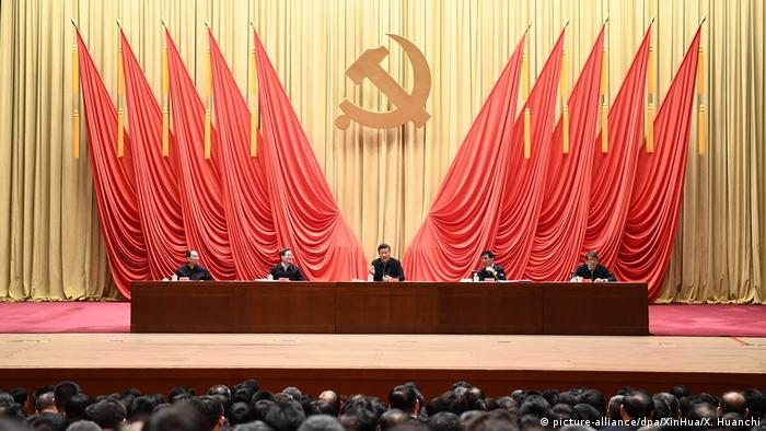 China Peking - Chinesischer Volkskongress (picture-alliance/dpa/XinHua/X. Huanchi)