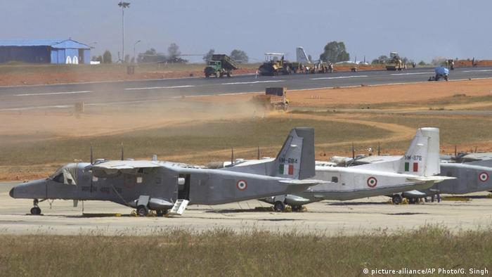 Indien Dornier (picture-alliance/AP Photo/G. Singh)