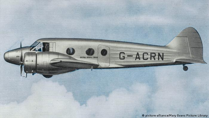AVRO 652 (picture-alliance/Mary Evans Picture Library)