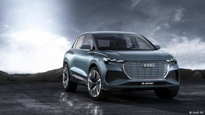 Audi Q4e-tronconcept
