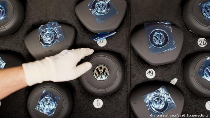 Symbolbild Volkswagen