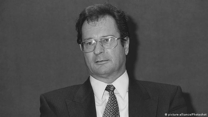 FDP Politiker Klaus Kinkel im Alter von 82 Jahren gestorben.