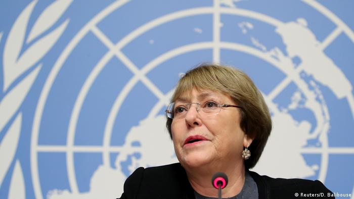 Burundi l Menschenrechtsbüro der UNO geschlossen l Michelle Bachelet