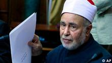 Scheich Sheik Mohammed Sayyed Tantawi