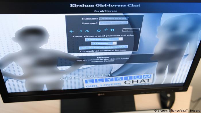 Deutschland Kriminalität l Prozess im Fall der kinderpornographische Plattform Elysium