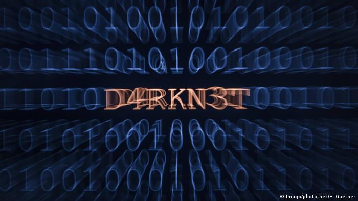 Darknet Kriminalität l Symbolbild