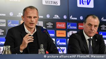 Fußball Bundesliga | Sportdirektor Schalke Jochen Schneider