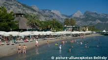 Turkey. Tourists in Amara Club Marine hotel. | Verwendung weltweit, Keine Weitergabe an Wiederverkäufer.