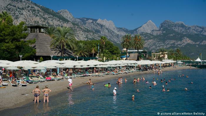 Türkei Tourismus l Urlaub - Resort