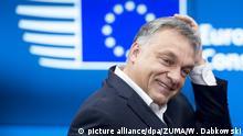 Europa l Orban droht der Rauswurf aus der Europäischen Volkspartei