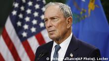 USA Michael Bloomberg