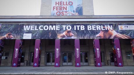 ITB: Ελαφρά αύξηση της τουριστικής κίνησης στην Ελλάδα