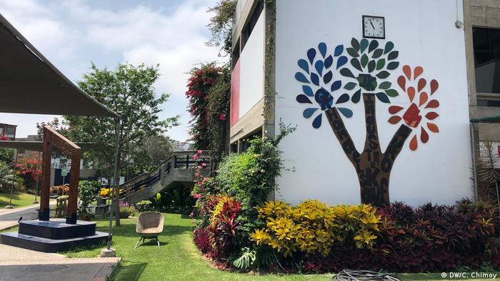 Colegio Humboldt en Lima, Perú.