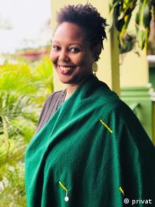 Natacha Umutoni fait partie de la nouvelle génération d'entrepreneuses rwandaises