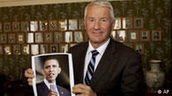 Barack Obama Friedensnobelpreis Thorbjorn Jagland