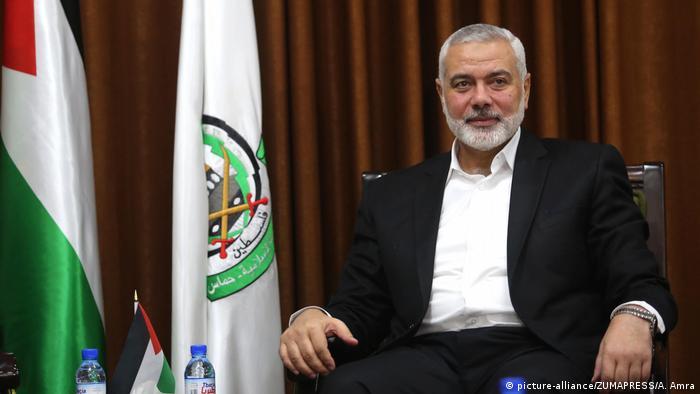 Palästinensischer Hamas-Chef Ismail Haniyeh