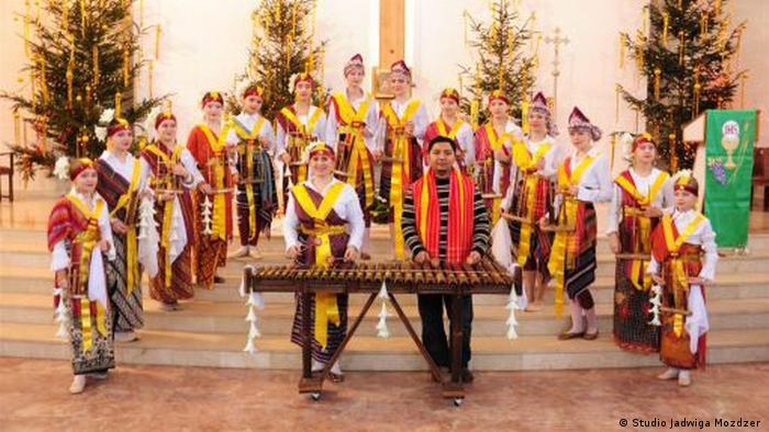 Indonesische Diasporas in Polen (Studio Jadwiga Mozdzer )