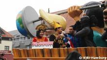 Deutschland Karneval in Braunschweig | Indonesien