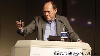 Deutschland Spobis Sponsors Business Summit SpoBiS l Prof. Martin Nolte