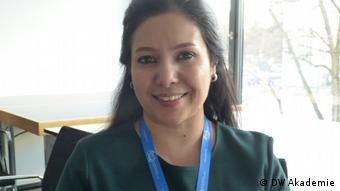 DW Bonn - Medientraining für WHO-Mitarbeitende und Ministerialbeamte aus dem Nahen Osten