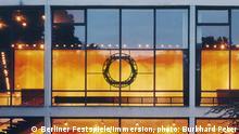 Berliner Festspiele l Palast der Republik