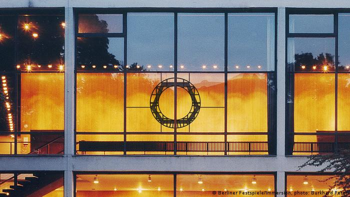 Berliner Festspiele l Palast der Republik (Berliner Festspiele/Immersion, photo: Burkhard Peter)
