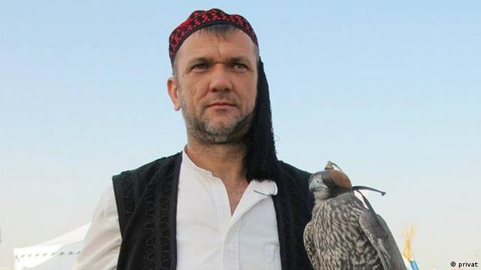 Bosnien-Herzegowina l Jagd mit Falken - Perica Dodig