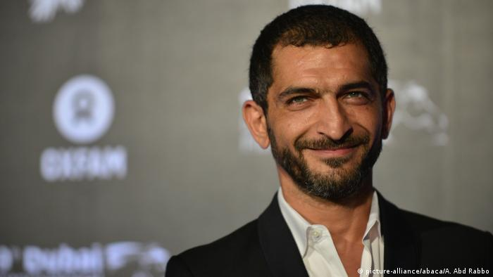 Egyptian actor Amr Waked
