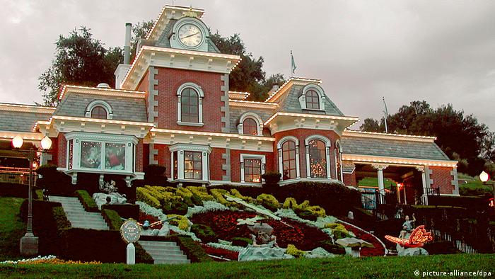 Michael Jackson's Neverland Ranch (picture-alliance/dpa)