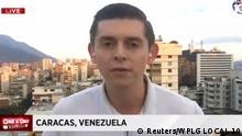 Venezuela Caracas Journalist Cody Weddle