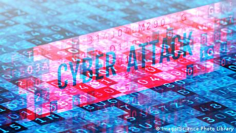 Symbolbild Cyber Angriff (Imago/Science Photo Library)