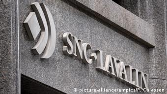 The SNC-Lavalin headquarters, Montreal