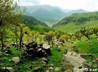 منطقه حفاظت شده دنا به لحاظ داشتن شرایط ویژه  اکولوژیک در کشور منحصر به فرد است