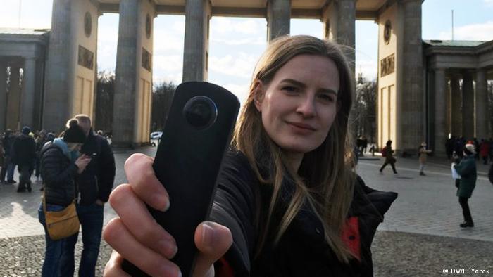 360 App Gewinnspiel Brandenburger Tor