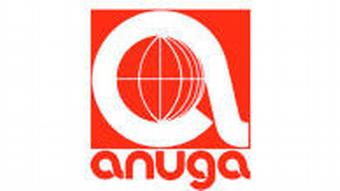 Logo ANUGA Messe in Koeln