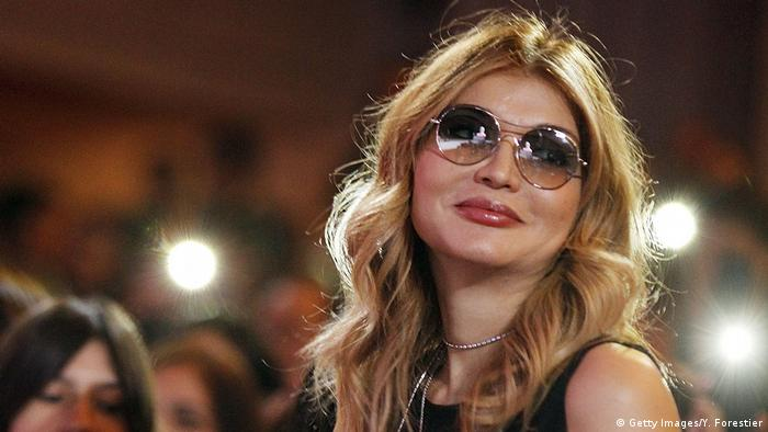 Gulnara Karimova (Getty Images/Y. Forestier)