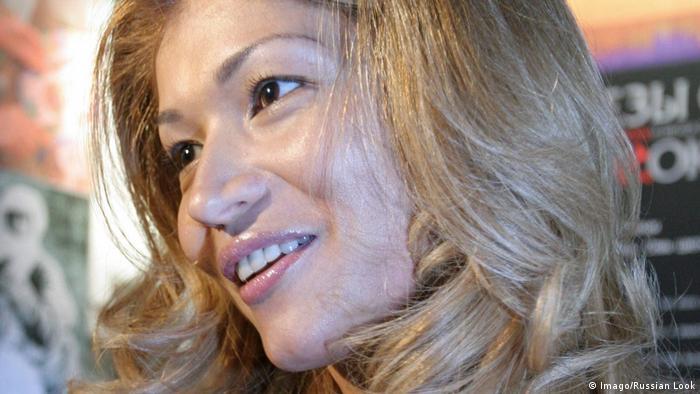 Донька експрезидента Узбекистану Гуьнарар Карімова (архівне фото)
