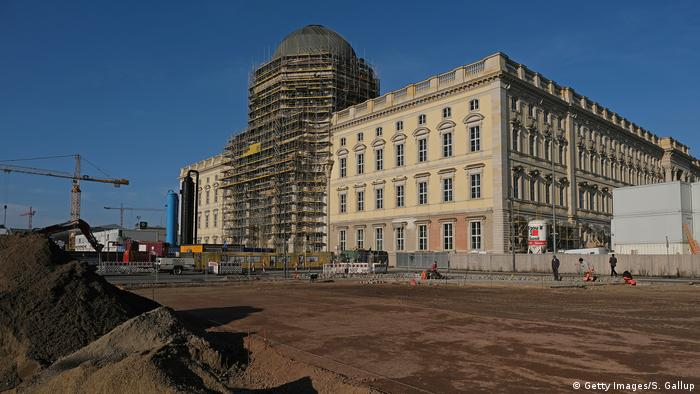 Berliner City Palace Humboldt-Forum (Getty Images/S. Gallup)