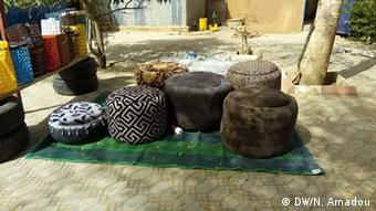 Niger Startup Fortitude Agence, Recycling