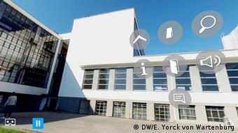 DW World Heritage App 360   Dessau Bauhaus