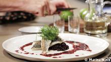 07.03.2019, Atelier culinario Filete de róbalo con reducción de hibisco y tequila