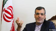 Iran Hossein Jaberi Ansari, Berater des Außenministers