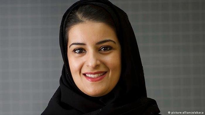 Sarah Al Suhaimi First Woman to Chair Saudi Arabia Stock Exchange - Riyadh (picture-alliance/abaca)