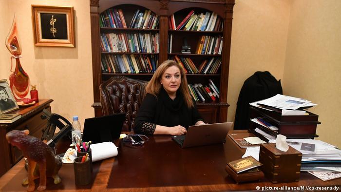 Nahed Taher (picture-alliance/M.Voskresenskiy)