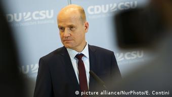 Deutschland l Brinkhaus: Muslim als CDU-Kanzler (picture alliance/NurPhoto/E. Contini)