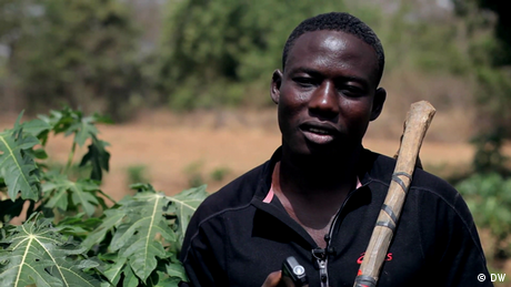 DW Eco Africa — Helping small-scale farmers get to market in Ghana