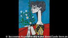 Austellung Picasso. Das späte Werk. Aus der Sammlung Jacqueline Picasso im Museum Barberini Potsdam